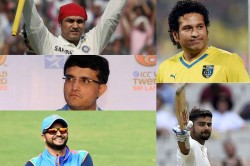 Best Hundreds By Indian Batsmen In The Asia Cup Tournament