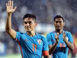 India Ready For Afc Asian Cup Says Captain Chhetri