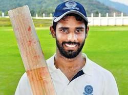 Hanuma Vihari Rewarded For Domestic Success