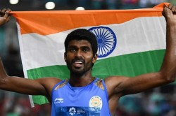 Arjuna Award For Kerala Athlete Jinson Johnson
