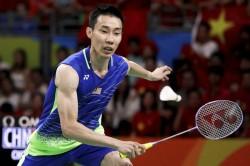 Malaysian Badminton Legend Lee Chong Wei