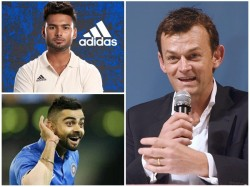 Indian Player Rishabh Pant Is Like De Kock Says Gilchrist