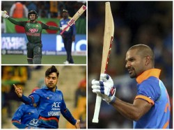 Player Of The Tournament Candidates In Asia Cup