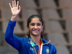 Vinesh Phogat Ruled Out Of World Championship Because Of Injury