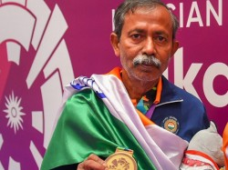 Asian Games 2018 Pranab Bardhan Gold Medallist