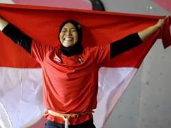 Asian Games 2018 Indonesias Spiderwoman Eyes Tokyo