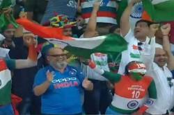 Pakistan Fan Bashir Chacha Cheers For India