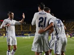 Laliga Madrid Derby Ends Goalless