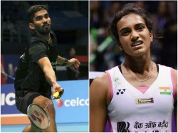 Sindhu K Srikanth Crashes Out Of China Open