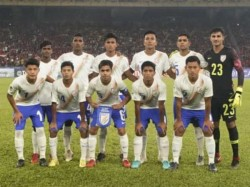 India Beaten By South Korea In Under 16 Asia Cup Quarter Final
