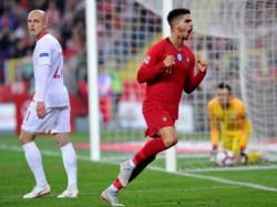 Portugal Beats Poland In Uefa Nations League Football