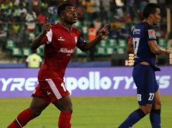 North East United Beats Chennayin Fc In Indian Super League Match