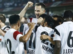 North East United Jamshedpur Fc Indian Super League Match Ends In Draw