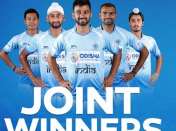 India Pakistan Declared Joint Winners In Asian Champions Trophy Hockey