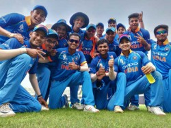 Under19s Asia Cup Final India Beat Sri Lanka