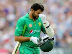 Pakistan Batsman Azhar Alis Comical Run Out