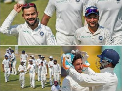 Indias Test Win At Home Biggest In History