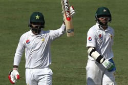 Pakistan Vs Australia First Test Day One