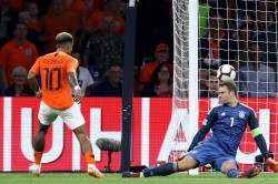Germany Reach Historical Low In Netherlands Defeat
