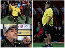 Argentina Legend Diego Maradona Needs Knee Surgery Reveals Doctor
