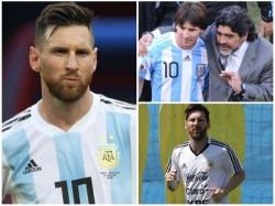 Diego Maradona Takes U Turn On Lionel Messi Remark