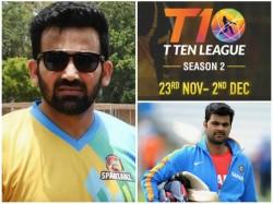 Zaheer Khan Rp Singh Praveen Kumar Signs T10 League