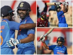 Ambati Rayudu Has Solved Mysteries Of Number Four Says Rohit Sharama