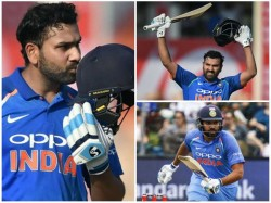 Milestones Created By Rohit Sharma In Fourth Odi Against Windies