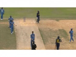 Myanmar Malaysia Cricket Match