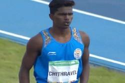 Youth Olympics 2018 Praveen Chitravel Wins Bronze
