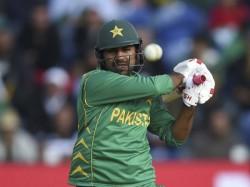 Pakistan Captain Sarfraz Ahmed Taken To Hospital