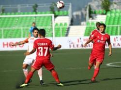 Aizawl Fc Neroca Fc I League Football Match Ends In Draw