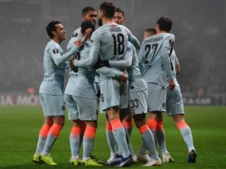 Chelsea Wins In Uefa Europa League Football Group Match