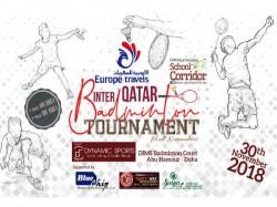 Badminton Tournament To Be Held In Doha