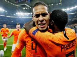Holland Enters Uefa Nations League Semi Final After Draw With Germany