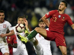 Portugal Drwas With Poland In Uefa Nations League Football