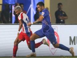 Atk Mumbai City Indian Super League Match Ends In Goal Less Draw
