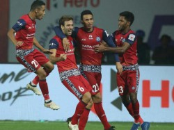 Jamshedpur Fc Beats Chennaiyin Fc In Indian Super League Football