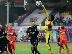 Northeast United Beats Pune City In Indian Super League Football