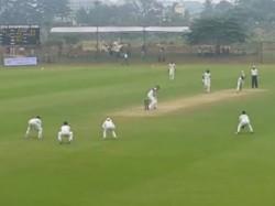 Ranji Trophy Kerala Vs Hyderabad Day Two Update