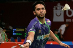 Parupalli Kashyap Solid Start At Hong Kong Open