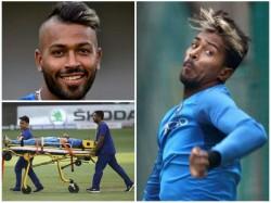 Indian Allrounder Hardik Pandya Eyes Comeback Against Australia In Odi Series