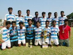 Kerala Won All India Nine A Side National Football Championship In Goa
