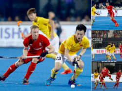 Hockey World Cup 2018 England China