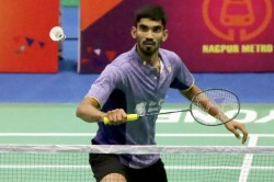 Hong Kong Open Kidambi Srikanth Enter Pre Quarters