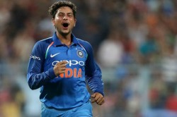 Kuldeep Yadav Adds New Weapon To His Armoury