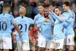 Epl Manchester City Thrash Southampton To Go Top