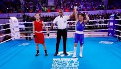 Mary Kom Beats Kim Hyang Mi