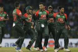 Shakib Returns To Lead Bangladesh In First Windies Test