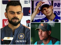 Banned Australian Players Could Be Back For India Series